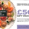 Image of Forman & Field Gift Vouchers & Restaurant Vouchers