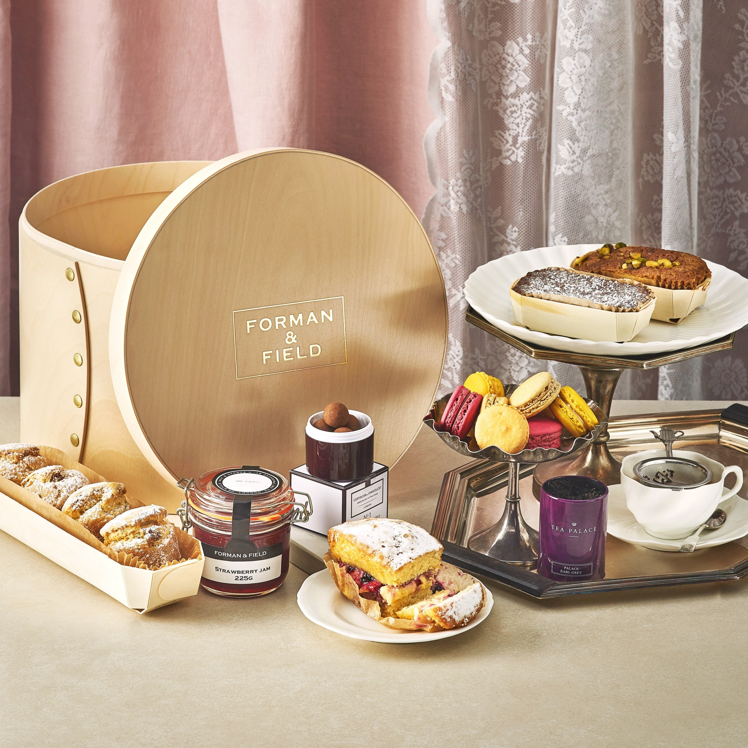 Image of Afternoon Tea for Two (or Three)