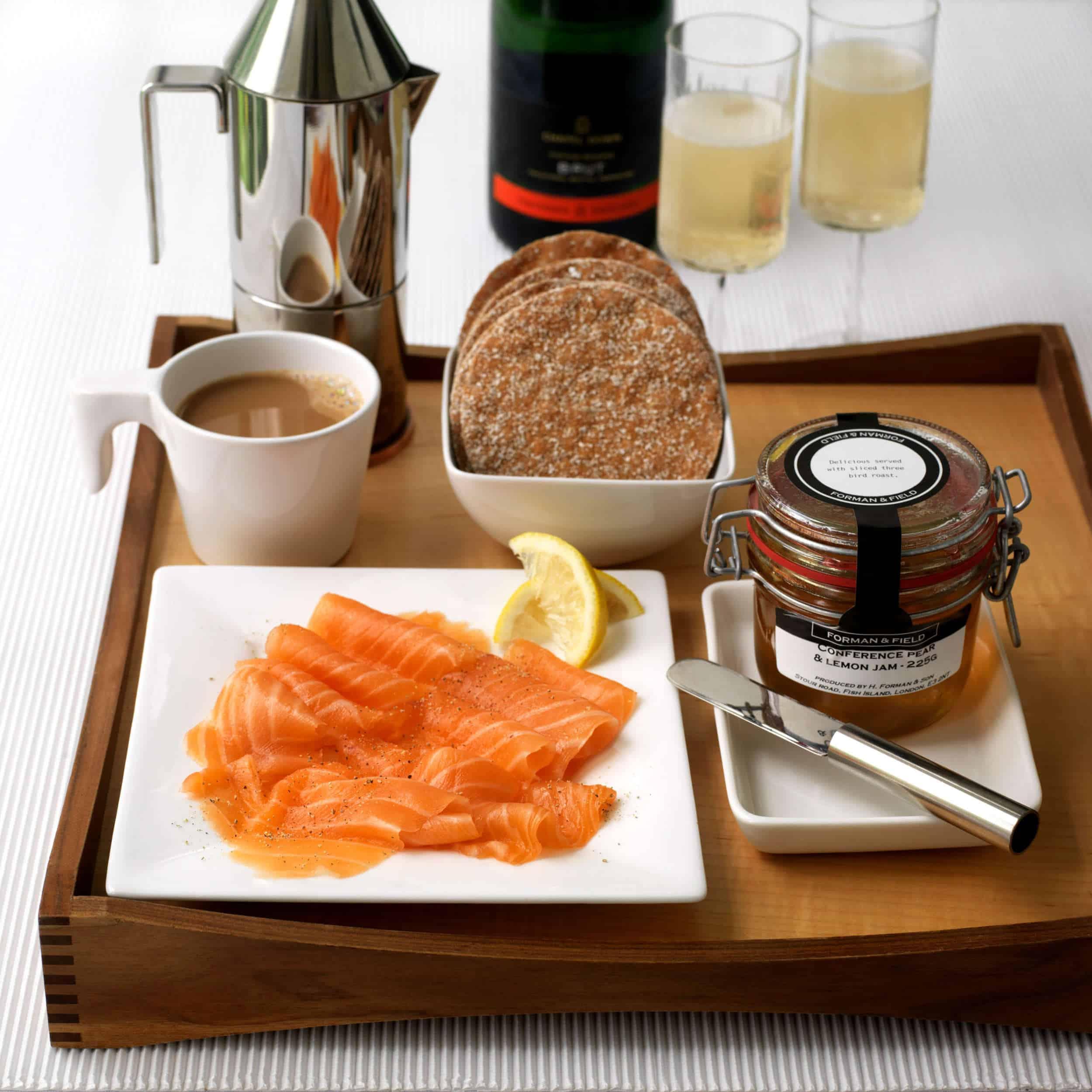 Image of Breakfast In Bed Hamper