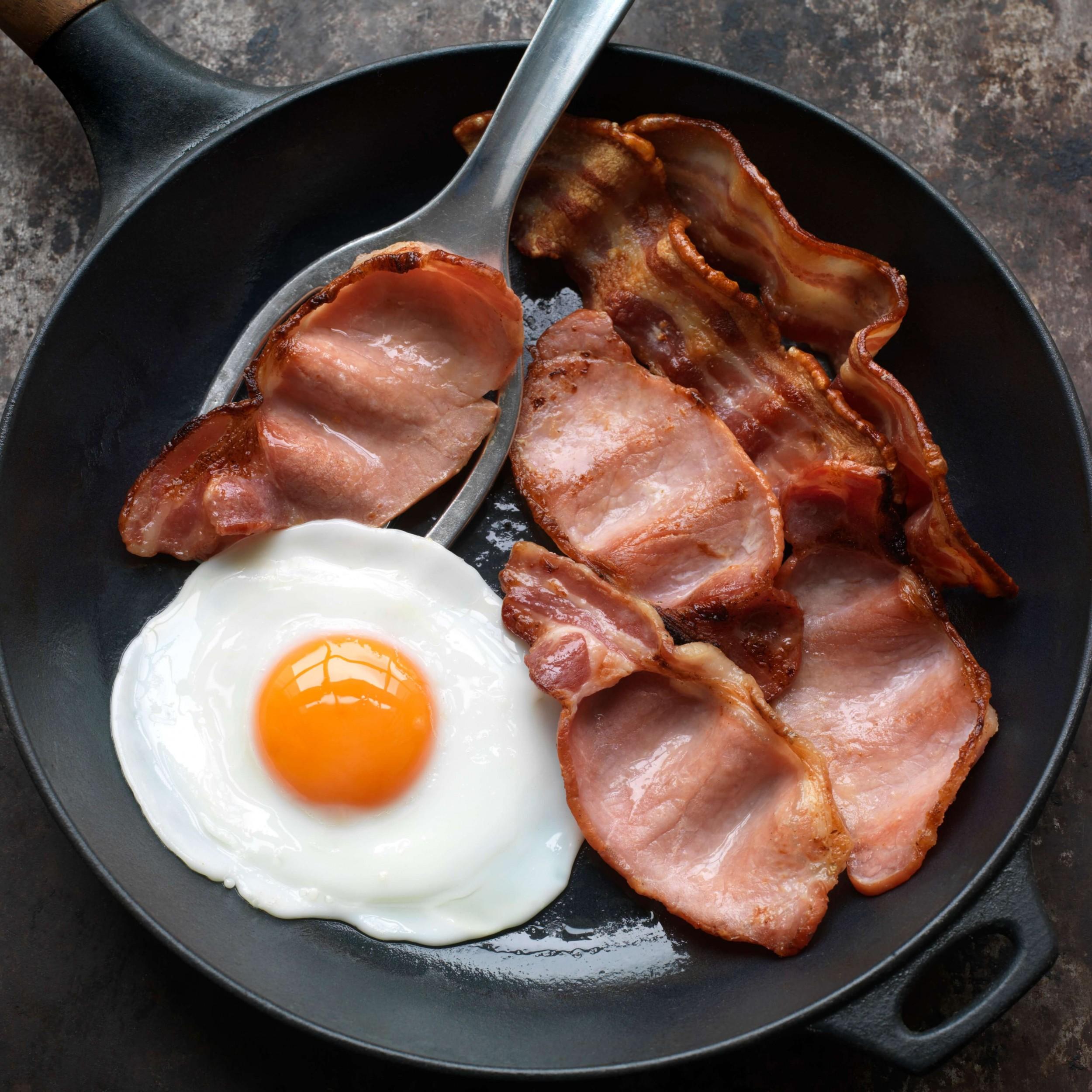 Image of Hepburn's Bacon