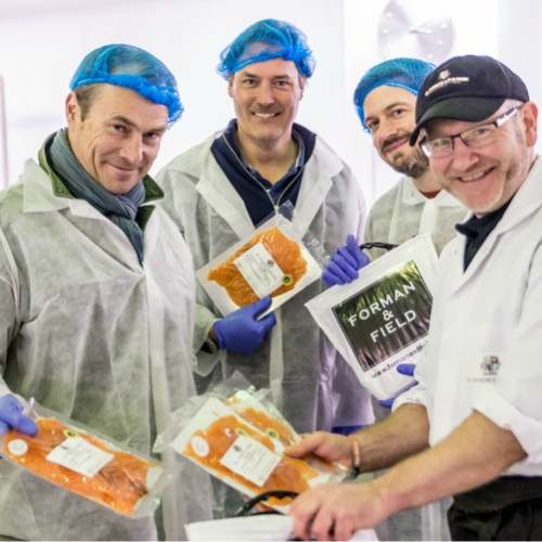 Image of Salmon Carving Masterclass
