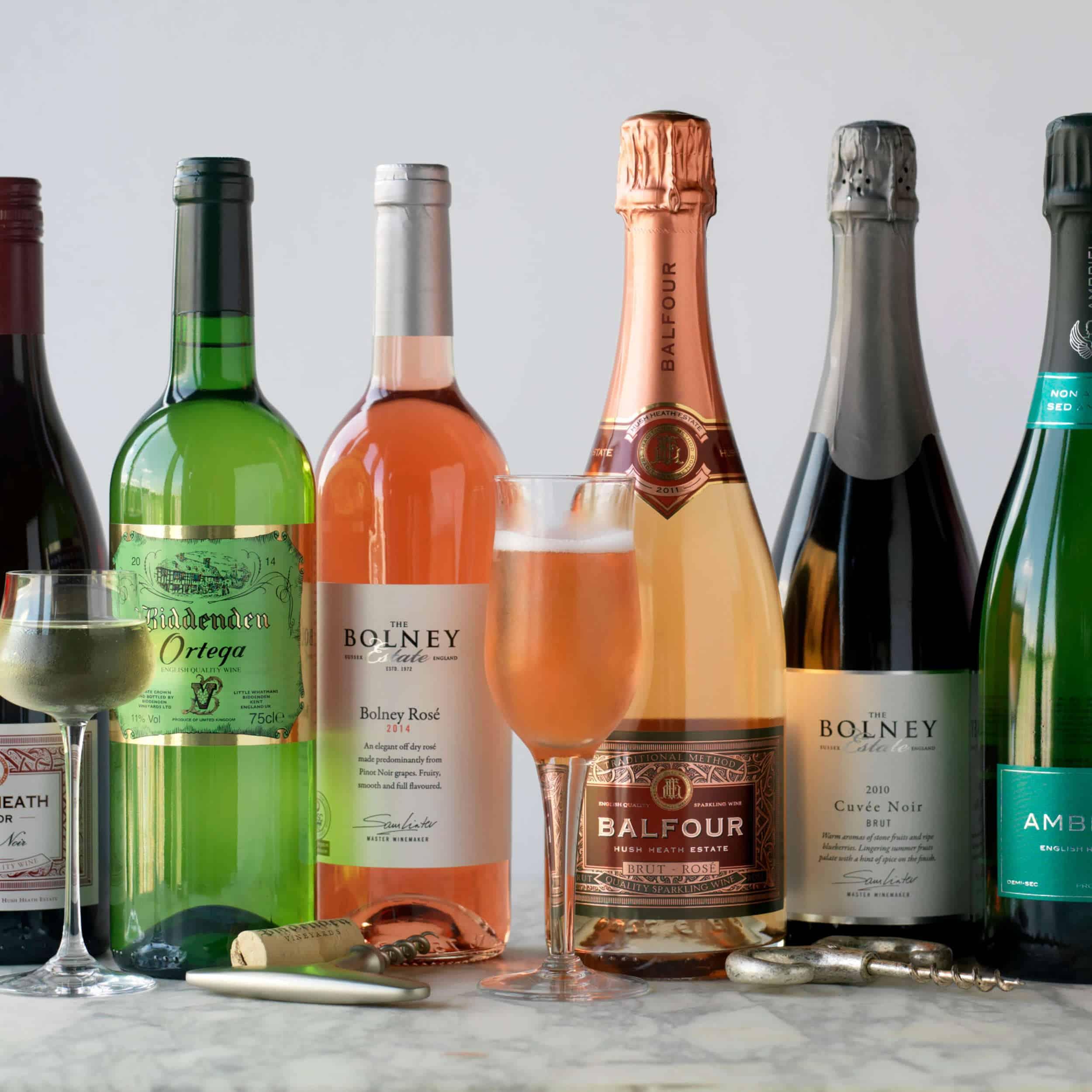 Image of Fine English Wines