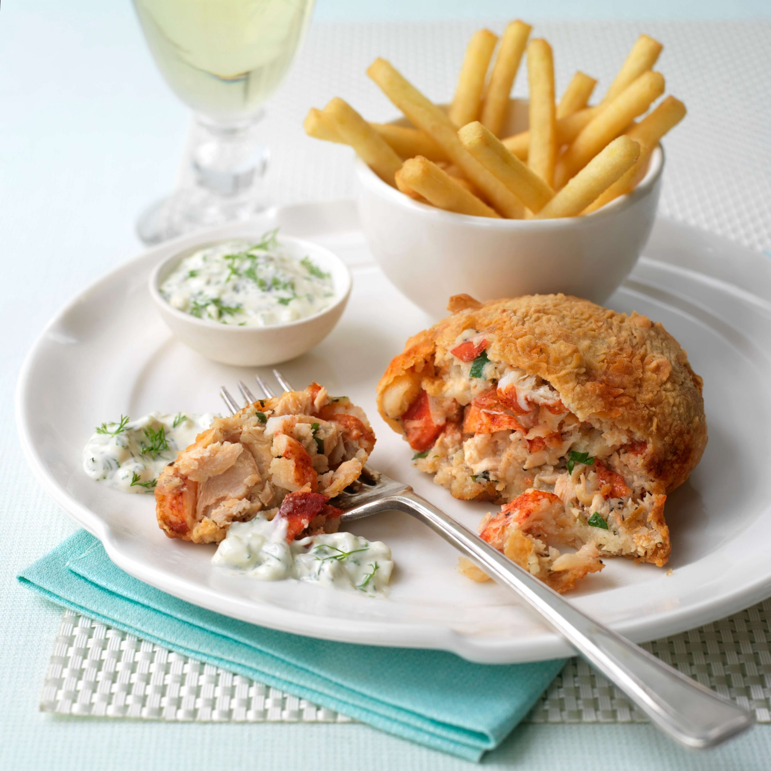 Image of Restaurant Collection Fishcakes