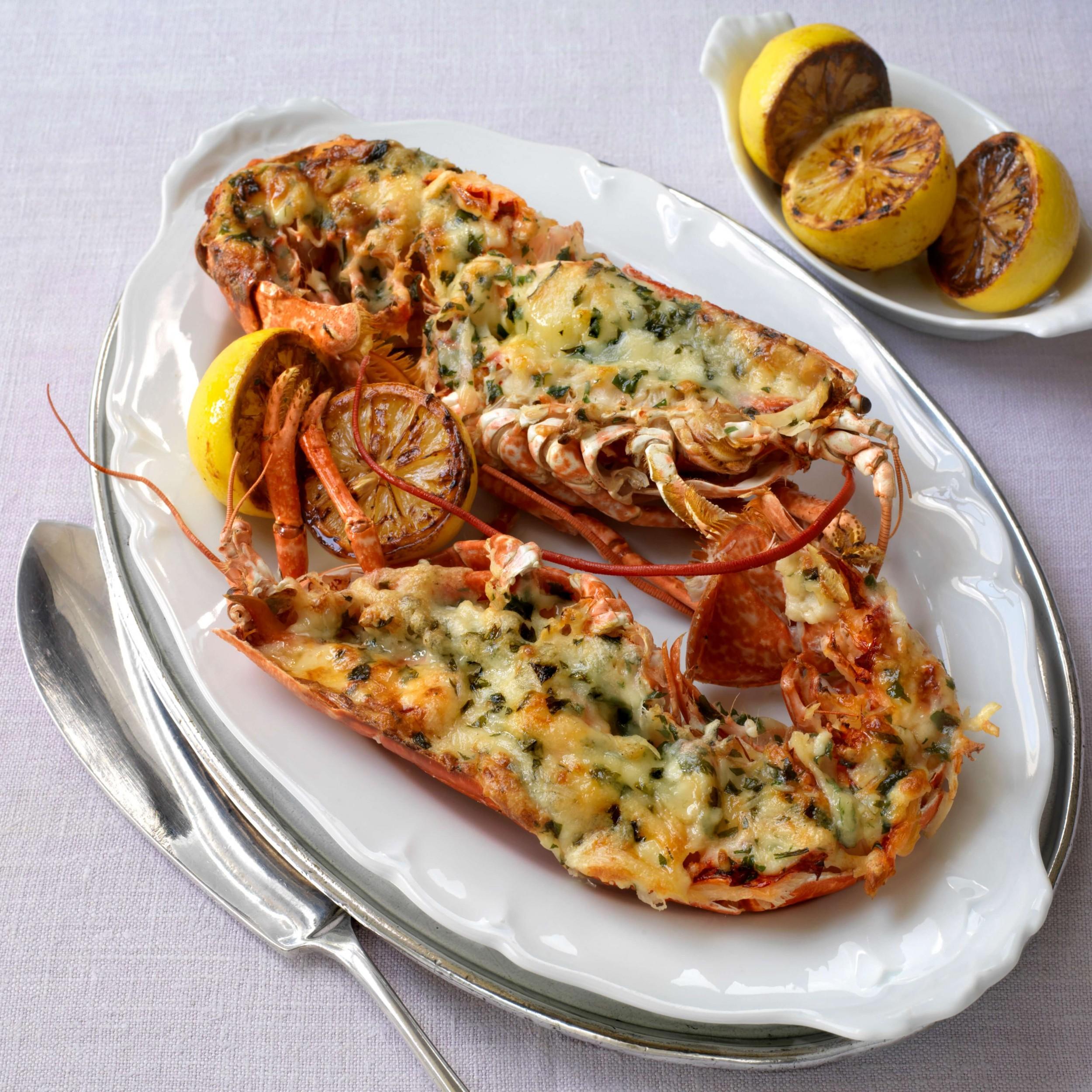 Lobster Thermidor Forman Field