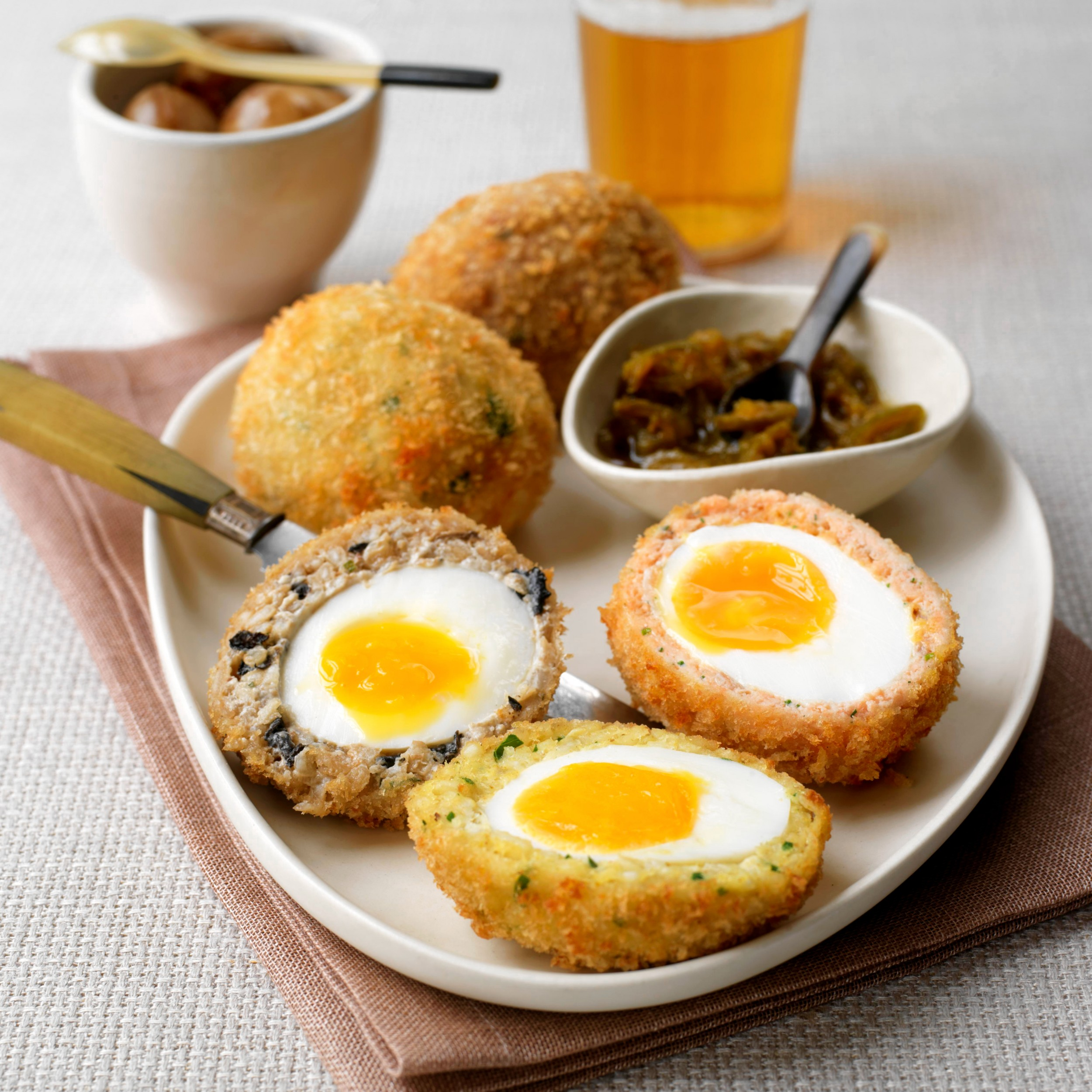 Image of Homemade Scotch Eggs