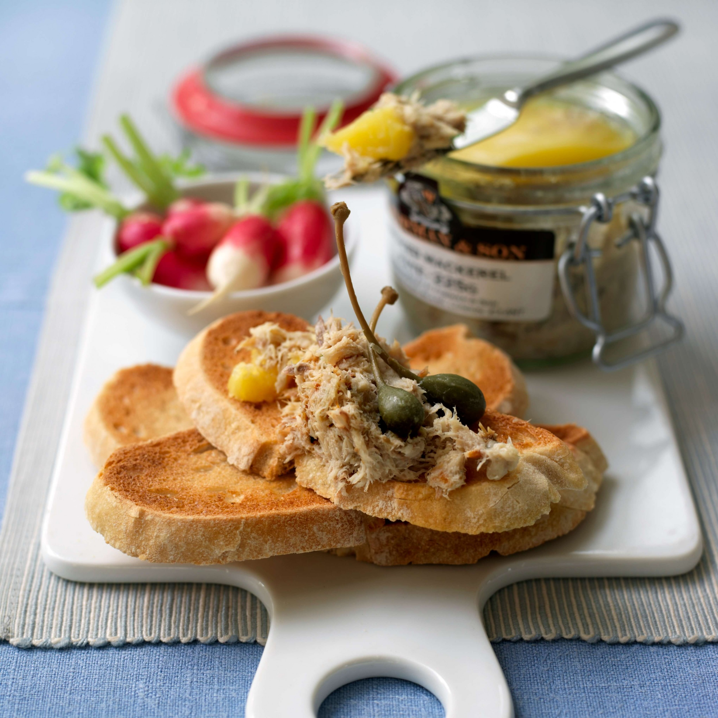 Image of Smoked Mackerel Pâté