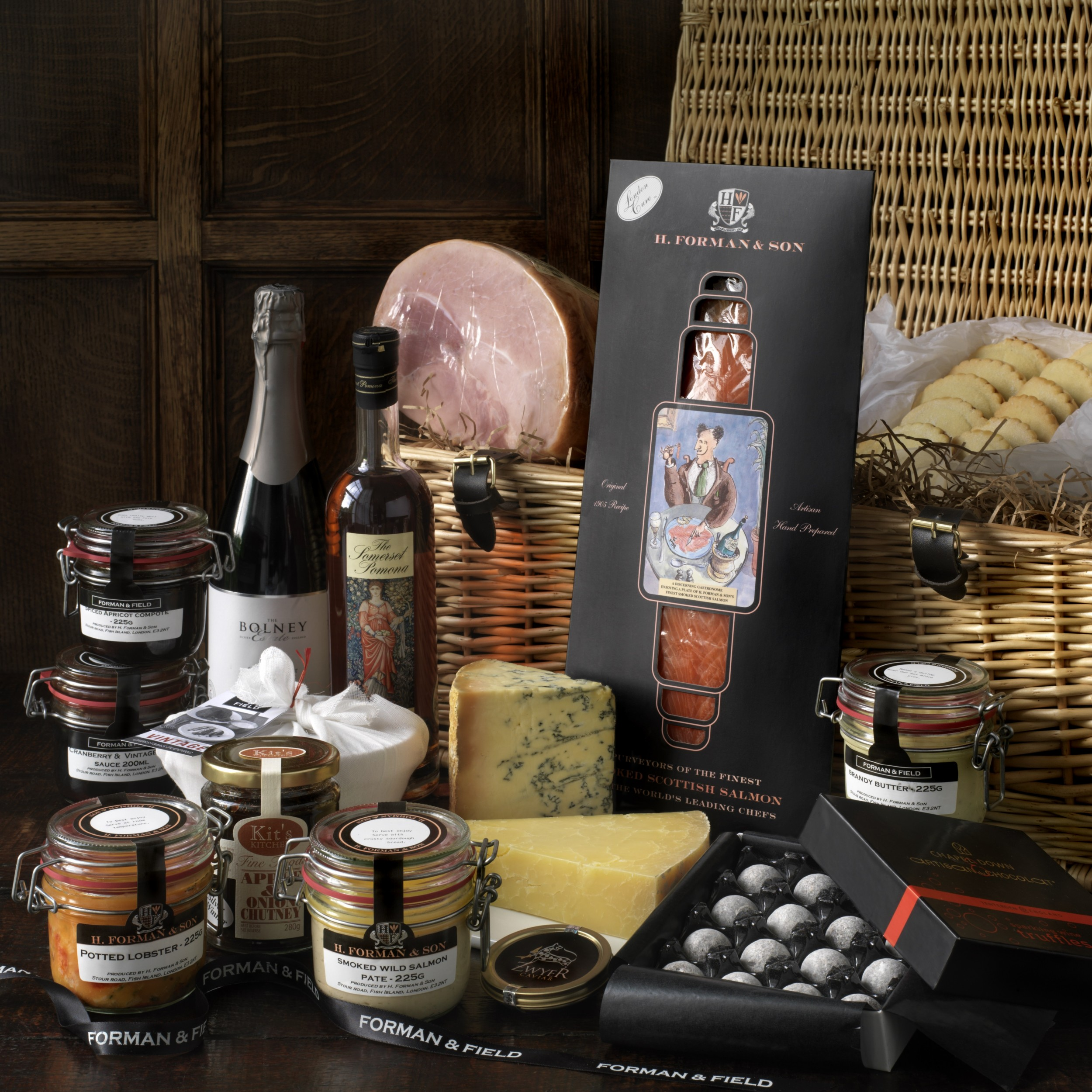 Image of The Ultimate Christmas Hamper