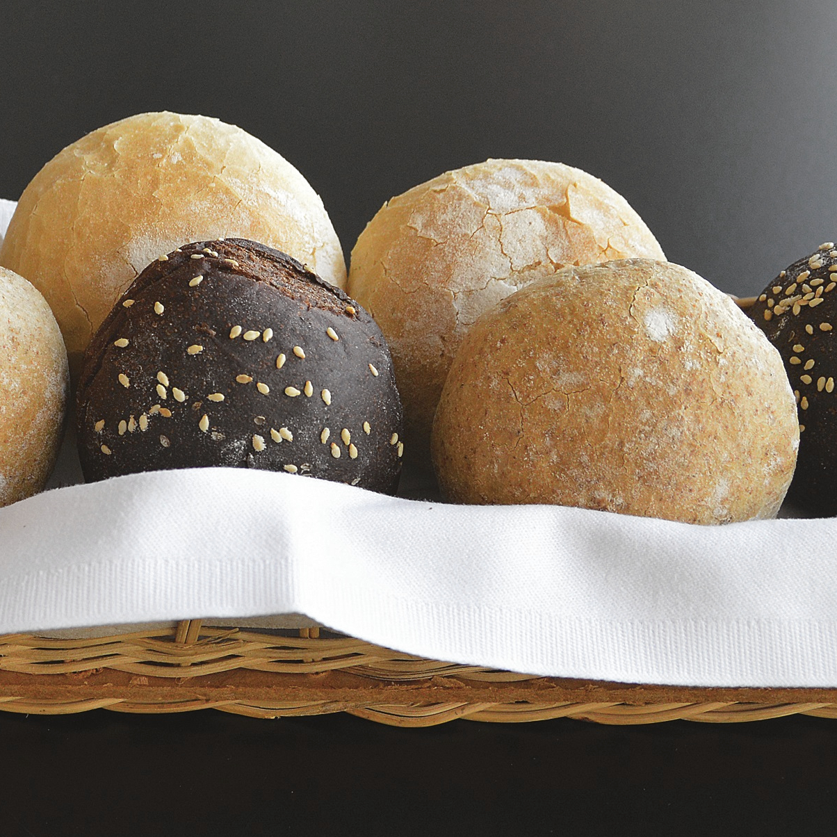 Image of Fine Dining Rolls