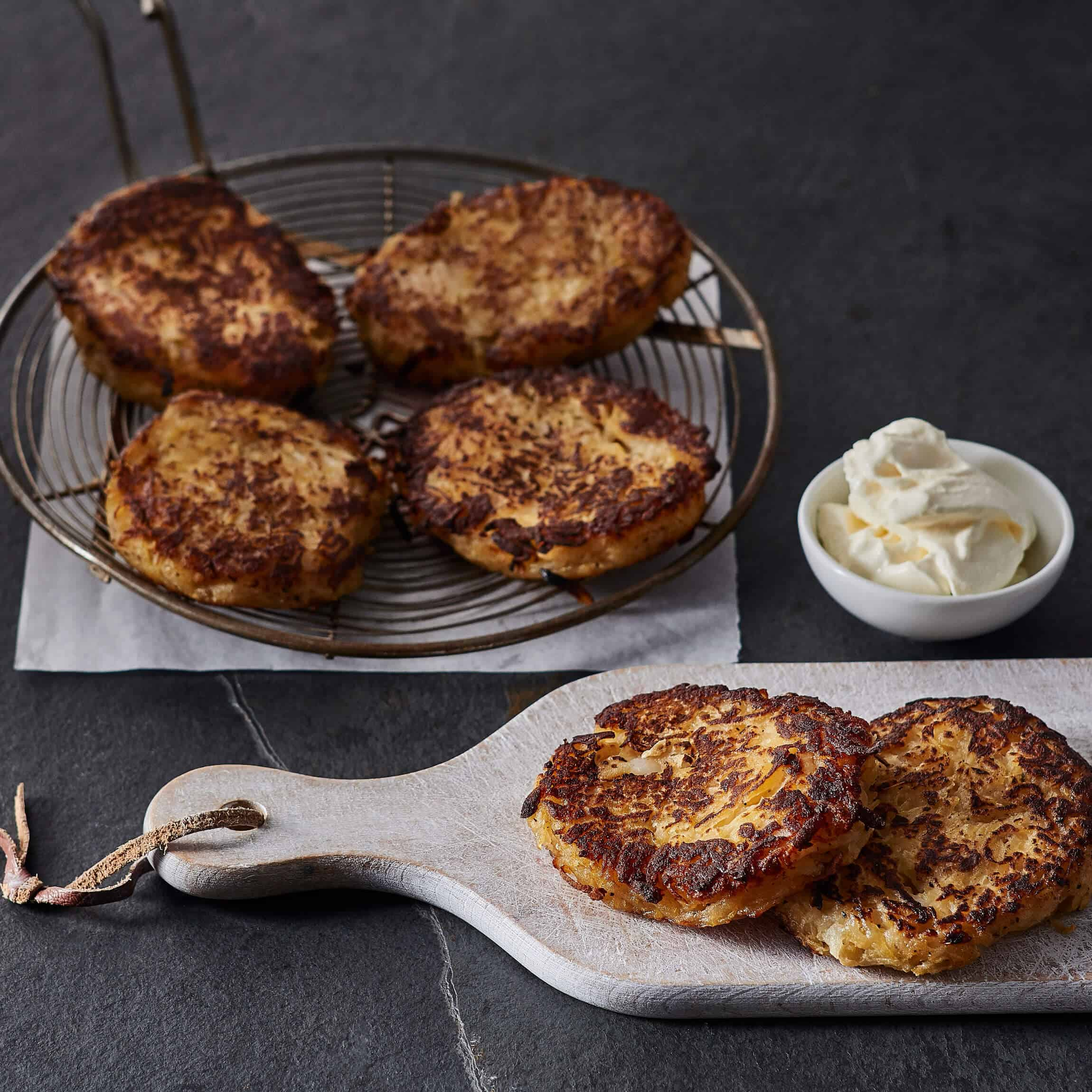 Image of Forman's Potato Latkes