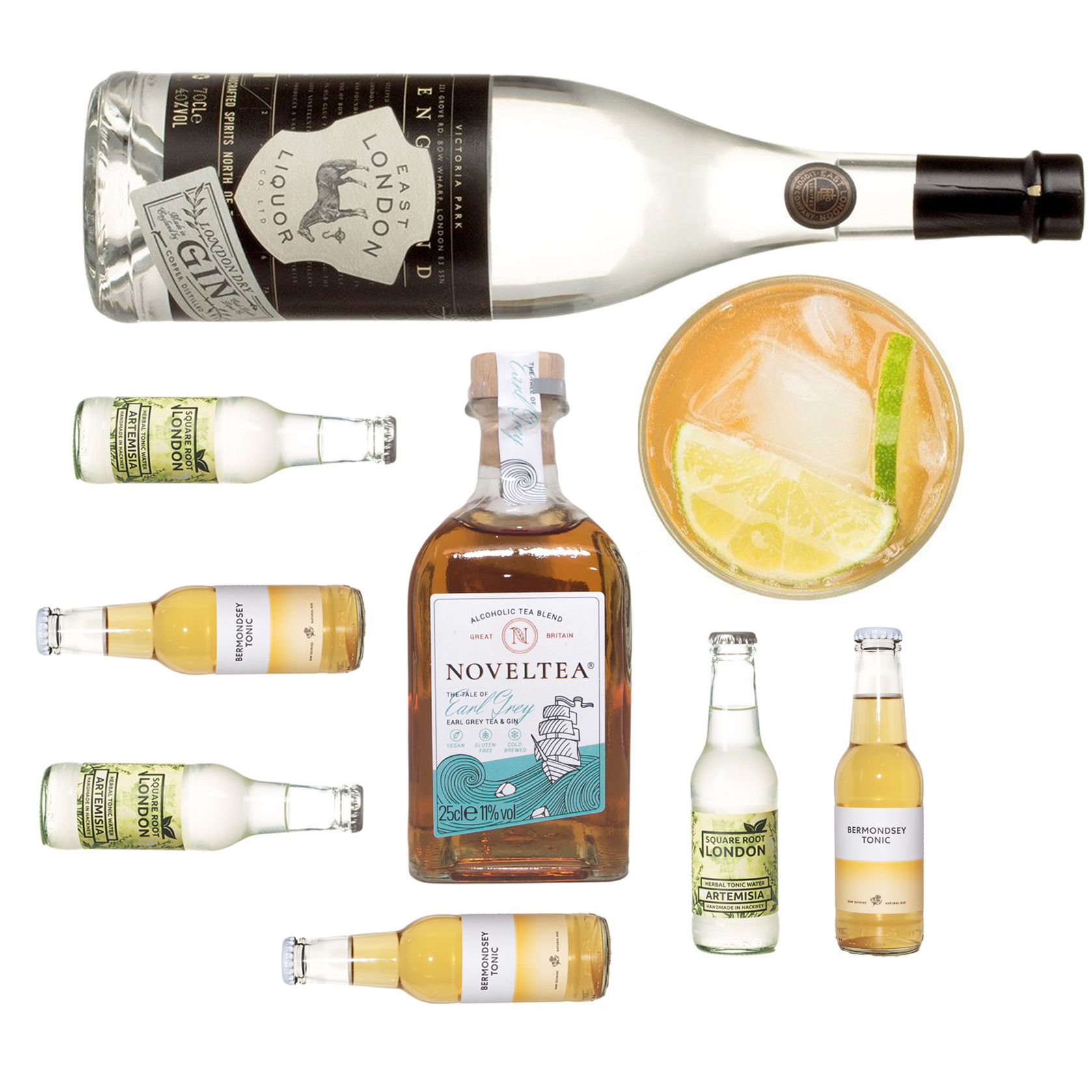 Image of *NEW* CRAVED – CRAFT GIN GIFT BOX