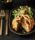 Image of Artichoke & Wild Mushroom En Croûte