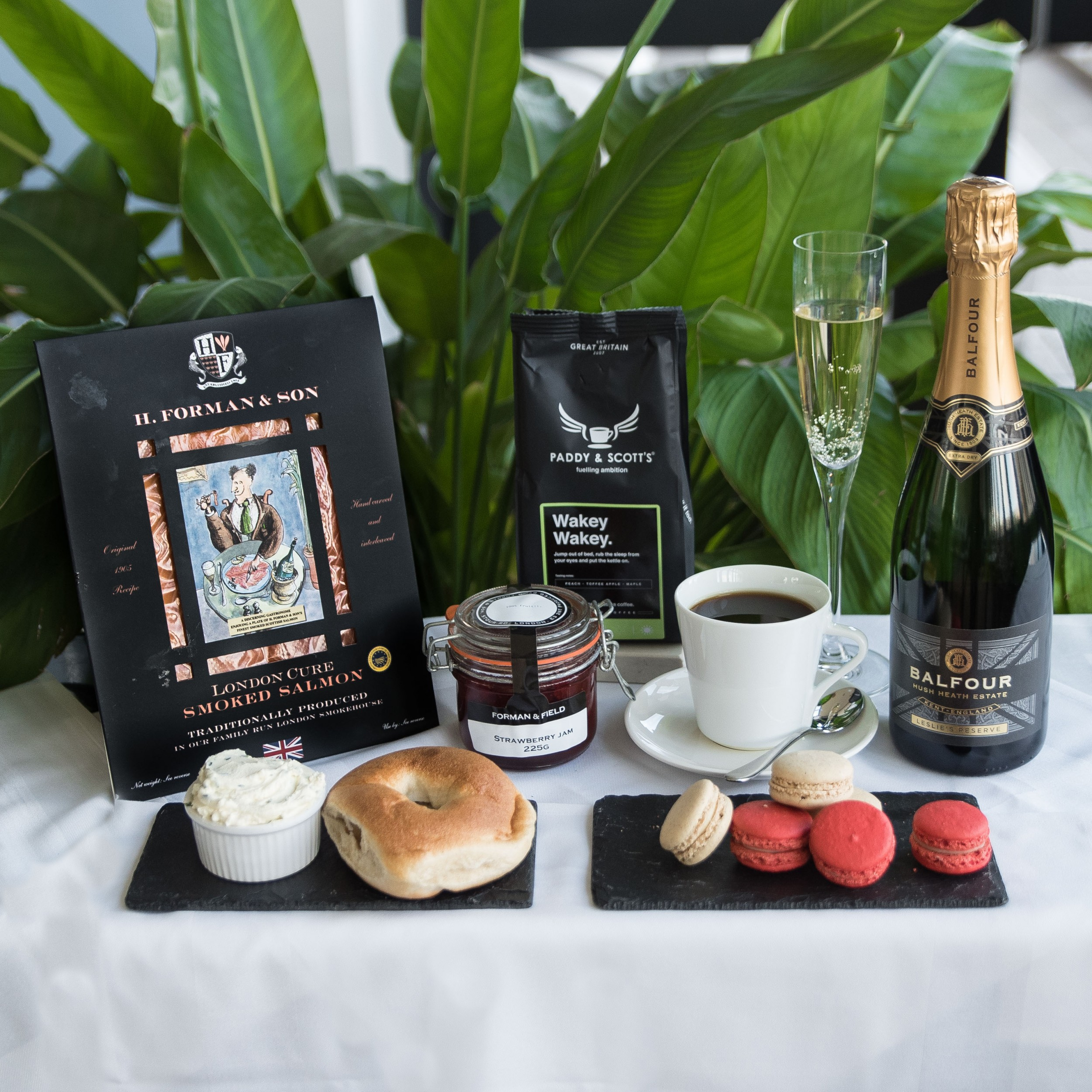 Image of Rise and Shine Hamper