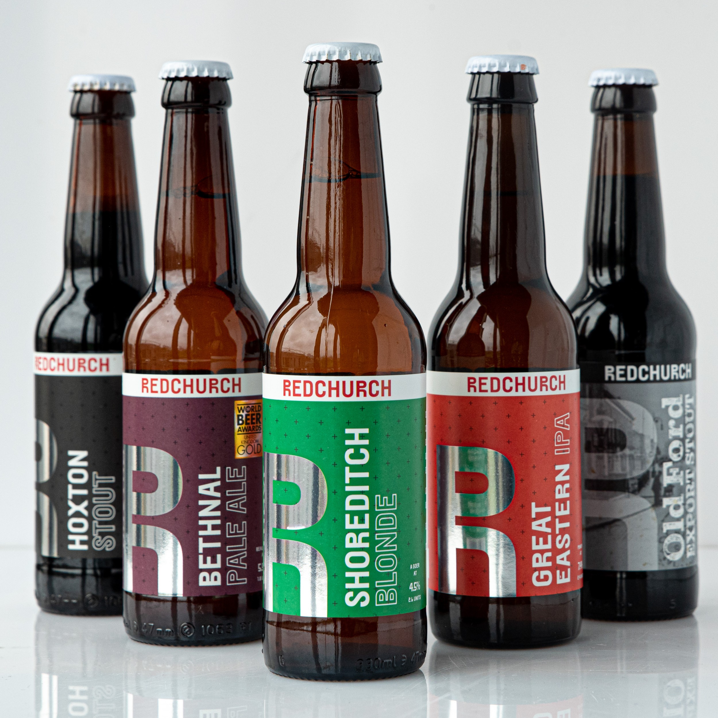 Image of Redchurch Beers