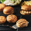 Image of Salmon & Dill Burgers