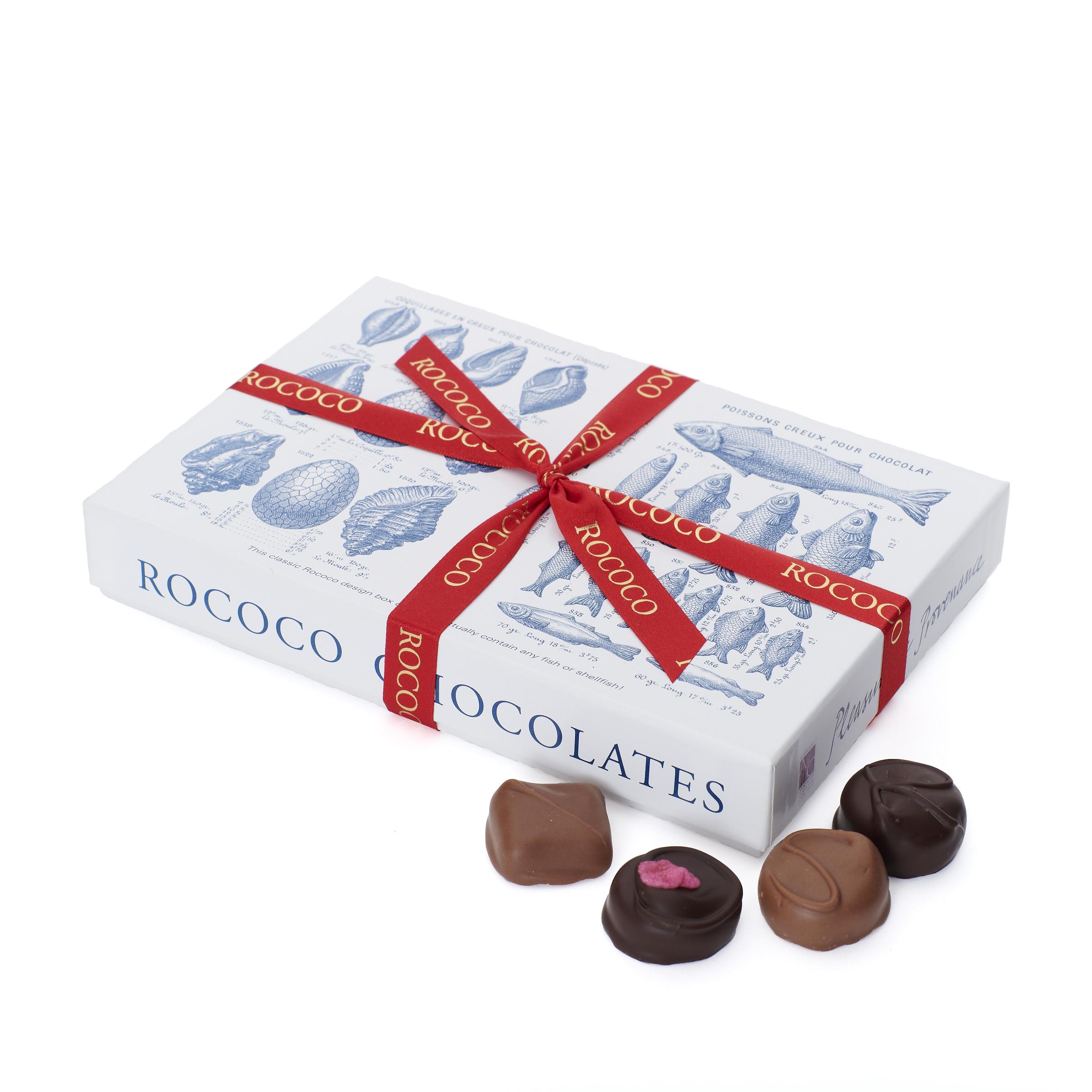 Image of Rococo Chocolates – English Selection Creams & Caramels