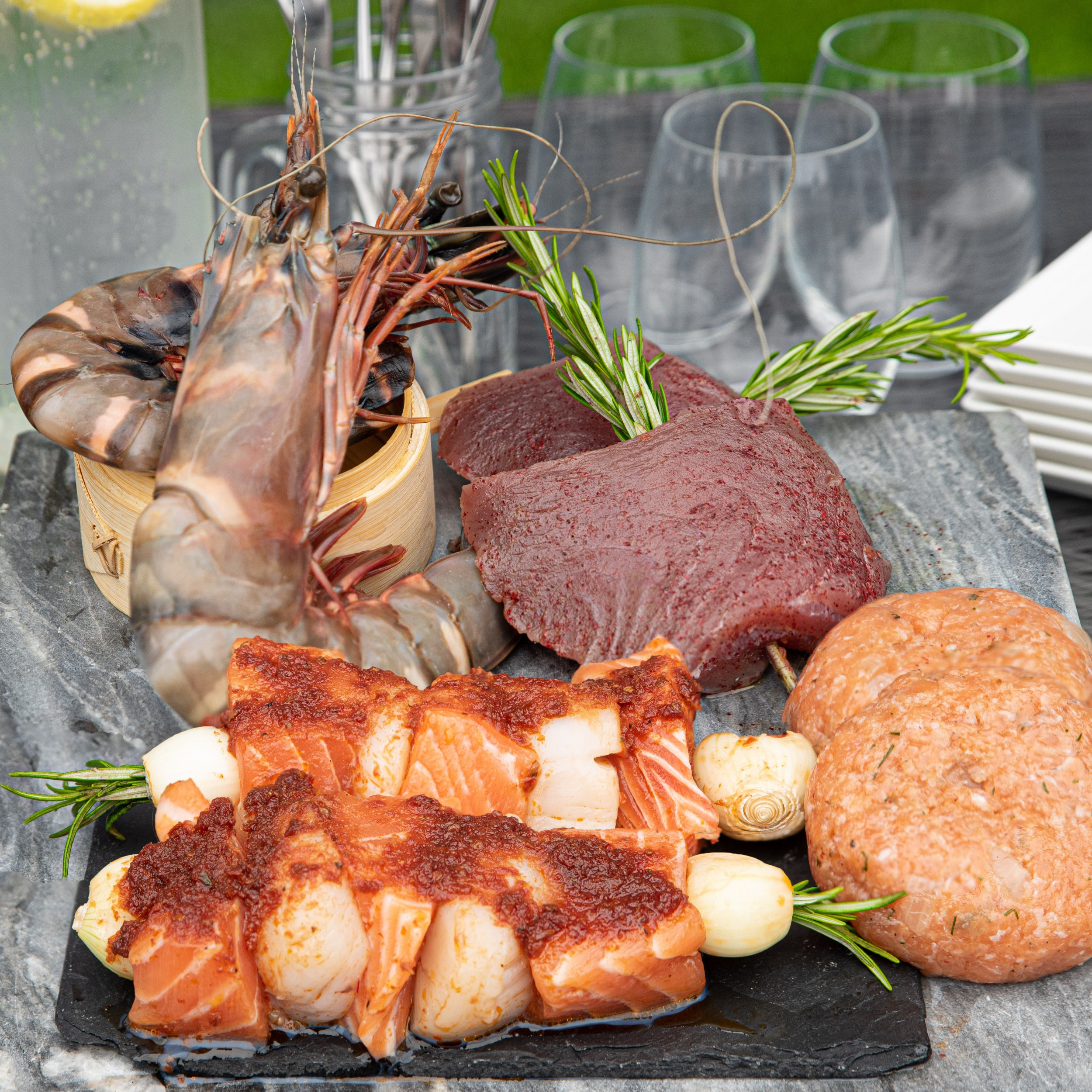 Image of The Perfect Fish and Seafood BBQ; The Must-Haves