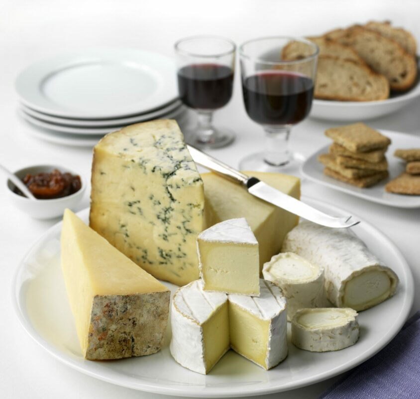Image of Cheese Board Ideas; Making the Perfect Picking Plate