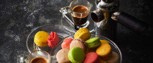 The Patisserie background image