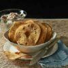 Image of Mel-bagel Toasts