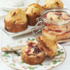 Image of Scones with Strawberry Ripple Cream