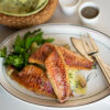 Image of Red Mullet with Saffron